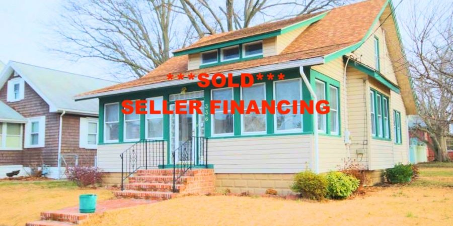Seller Finance 3BR 2Full Bath Salem Home Detached Garage